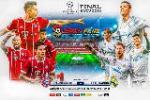 Ket qua Bayern Munich vs Real Madrid tran dau luot di ban ket Champions League 2017/18