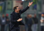 "HLV Di Francesco: ""Salah rat tot nhung Roma van con co hoi di tiep"""