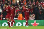 Salah giờ đã xuất sắc hơn cả Messi và Ronaldo rồi!