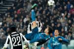 Cristiano Ronaldo lap cu dup vao luoi Juve: Hay tham vong mot cach nghiem tuc!