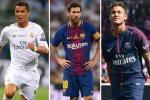 Neymar giong Messi hon la Ronaldo