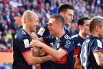 Tong hop: Augsburg 1-4 Bayern Munich (Vong 29 Bundesliga 2017/18)