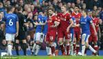 Tong hop: Everton 0-0 Liverpool (Vong 33 Premier League 2017/18)
