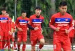 VFF chot doi hinh DT Viet Nam du AFF Cup 2018 va Asian Cup 2019