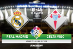 Real Madrid 6-0 Celta Vigo: Los Blancos giai toa bang van tennis tren Bernabeu