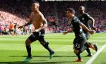 Tong hop: Southampton 0-1 Man City (Vong 38 Premier League 2017/18)