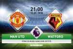 MU 1-0 Watford (KT): Rashford tang qua dan anh Carrick ngay chia tay