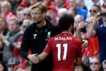 Salah còn kém Ronaldo 15 năm nữa