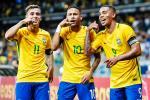 Brazil cong bo doi hinh chinh thuc tham du World Cup 2018