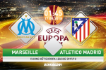Ket qua Marseille vs Atletico Madrid chung ket Europa League 2017/18