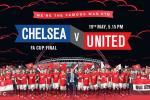 Chung ket Cup FA: Chi mot chiec cup. Qua khu hay tuong lai?