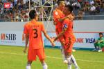 Tổng hợp: Đà Nẵng 3-0 TPHCM (Vòng 8 V-League 2018)