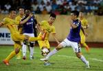 An dinh thoi diem da tran play-off giua Nam Dinh vs Ha Noi B