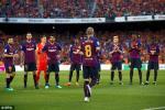 Iniesta chia tay Barca: Ky nguyen khep lai