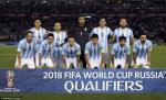 Danh sách đội tuyển Argentina tham dự World Cup 2018