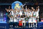Những thống kê lịch sử sau chức vô địch C1 thứ 3 liên tiếp của Real Madrid