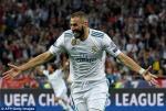 Ronaldo va Benzema sap doi dau nhau o Serie A?