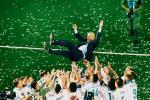 Ma luc dang so cua Zinedine Zidane