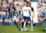 Tong hop: West Brom 1-0 Tottenham (Vong 37 Premier League 2017/18)