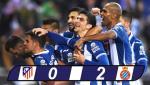 Atletico Madrid 0-2 Espanyol: Rot cuc, phao dai Wanda Metropolitano da bi keo sap