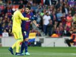 Tong hop: Barca 2-2 Real Madrid (Vong 36 La Liga 2017/18)