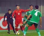 Nam chung bang tai Asian Cup 2019, DT Iraq e ngai Viet Nam