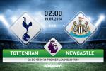 Tottenham 1-0 Newcastle (KT): Spurs chinh thuc co ve du Champions League 2018/19