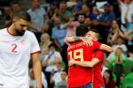 Tong hop: Tay Ban Nha 1-0 Tunisia (Giao huu quoc te)