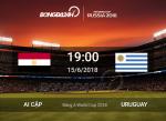 Nhung du doan khong tuong cho tran cau Uruguay vs Ai Cap