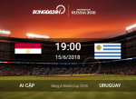 Nhan dinh Ai Cap vs Uruguay (19h ngay 15/6): Salah co hay khong, khong quan trong…