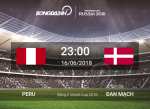 Nhung du doan vang cho tran dau can suc Peru vs Dan Mach