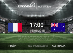 Nhan dinh Phap vs Australia (17h00 ngay 16/6): Dau xuoi duoi lot
