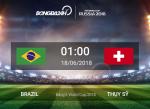 Ket qua Brazil vs Thuy Si tran dau bang E World Cup 2018