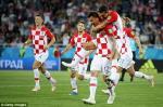 Tong hop: Croatia 2-0 Nigeria (Bang D World Cup 2018)