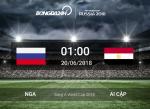 Ket qua Nga vs Ai Cap tran dau bang A World Cup 2018