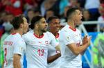 Tong hop: Serbia 1-2 Thuy Sy (Bang E World Cup 2018)