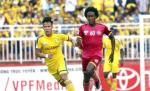 Tong hop: SLNA 3-2 Sai Gon (Vong 16 V-League 2018)
