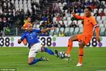 Tong hop: Italia 1-1 Ha Lan (Giao huu quoc te)