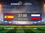 Nhan dinh Tay Ban Nha vs Nga (21h00 ngay 1/7): Lat mat chu nha