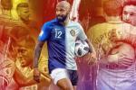Thierry Henry gap lai doi tuyen Phap: Co nhan xua xin cui mat lam ngo