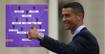 Ronaldo se da o dau trong doi hinh Juventus?