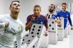 Ronaldo sang Juve: Quan domino tren TTCN da do