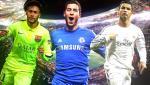 Cuu sao Real danh gia cao Ronaldo hon Hazard, Neymar