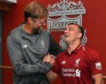 HLV Klopp noi gi ve tan binh Shaqiri cua Liverpool?