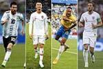 Thanh an va Neymar hot nhat tren Facebook tai Anh mua World Cup 2018