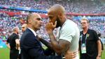 HLV tuyển Bỉ gửi lời chúc tới Henry ở cương vị mới
