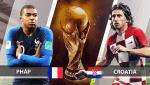 Song cung World Cup 2018 so 31: Phap vs Croatia – Tieng goi qua khu