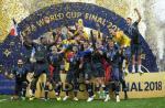 Griezmann nghi sao khi Chau Phi vo dich World Cup, khong phai Phap