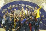 Phap vo dich World Cup 2018: Ranh gioi giua binh thuong va bat thuong