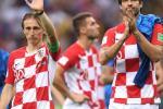 QBV World Cup 2018: DT Croatia da co mot giai dau dang tu hao